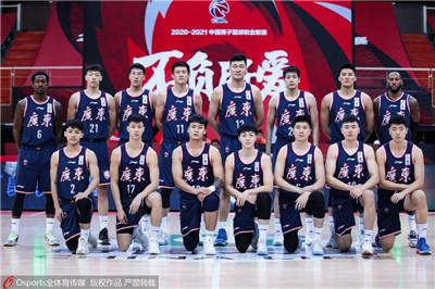 三连冠壮举+队史第11冠!广东男篮的时代还在继续图2