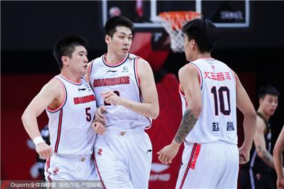 三连冠壮举+队史第11冠!广东男篮的时代还在继续图3