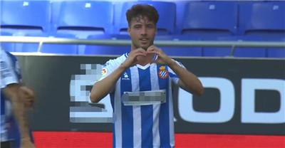 西乙最新积分战报 武磊替补德托马斯双响 西班牙人差1分就升西甲图2