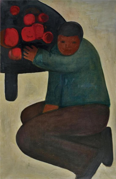 形意相生:留法女艺术家的艺术表达图2