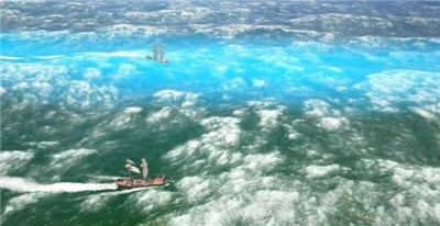 Steam生存游戏推荐,《ATLAS》大运河实现航行速度恒定图2