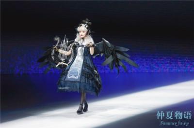 洛丽塔时装秀杭州开幕 现场宛如童话世界图1