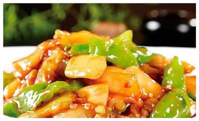 美食推荐:蚝汁烧螃蟹、带鱼炖豆腐、虾仁毛豆炒馒头图1