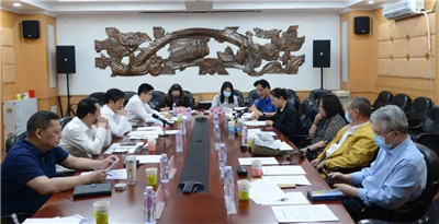 电影界职业道德建设委员会工作会议在京召开