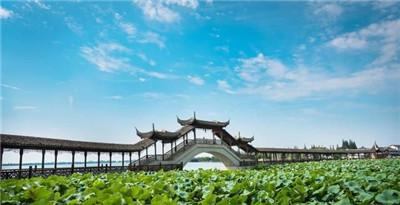 国内GDP第一的县级市,被阳澄湖包围,坐拥三座千年古镇,适合旅游图3