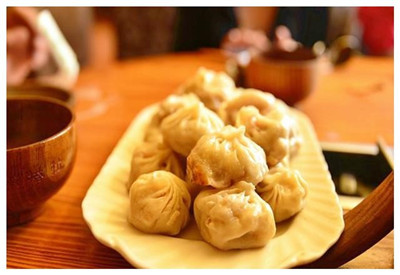 布里亚特蒙古人的特色美食