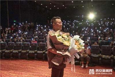 西安导演黄建新以电影《1921》向党致敬