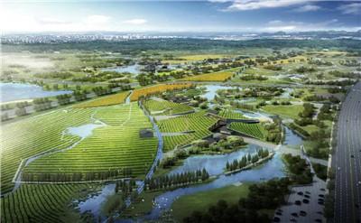 成都天府绿道环城生态公园将再添新场景 五大特色园区招商推介图1
