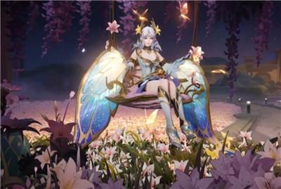 貂蝉新特效官宣,仲夏夜之梦超美,准备300紫星币给金貂蝉图2