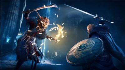 《刺客信条 英灵殿》或将于下个版本加入武器单手剑图2