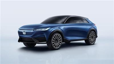 本田全新纯电小型SUV假想图 尺寸与缤智相当/或2023年亮相图3
