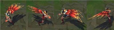 英雄联盟:首次单飞,新皮肤属于质量较高的T3,炫彩配色有变化图2