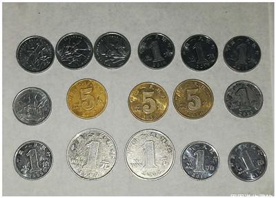 新三花硬币哪些年份值钱,你收藏了吗?升值空间很大图1