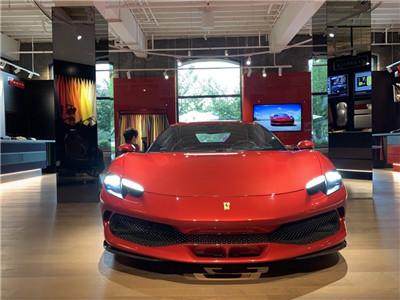 法拉利296 GTB上市,298.8万元起售 减配至6缸?