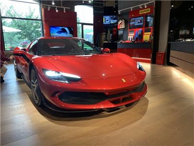 法拉利296 GTB上市,298.8万元起售 减配至6缸?图2